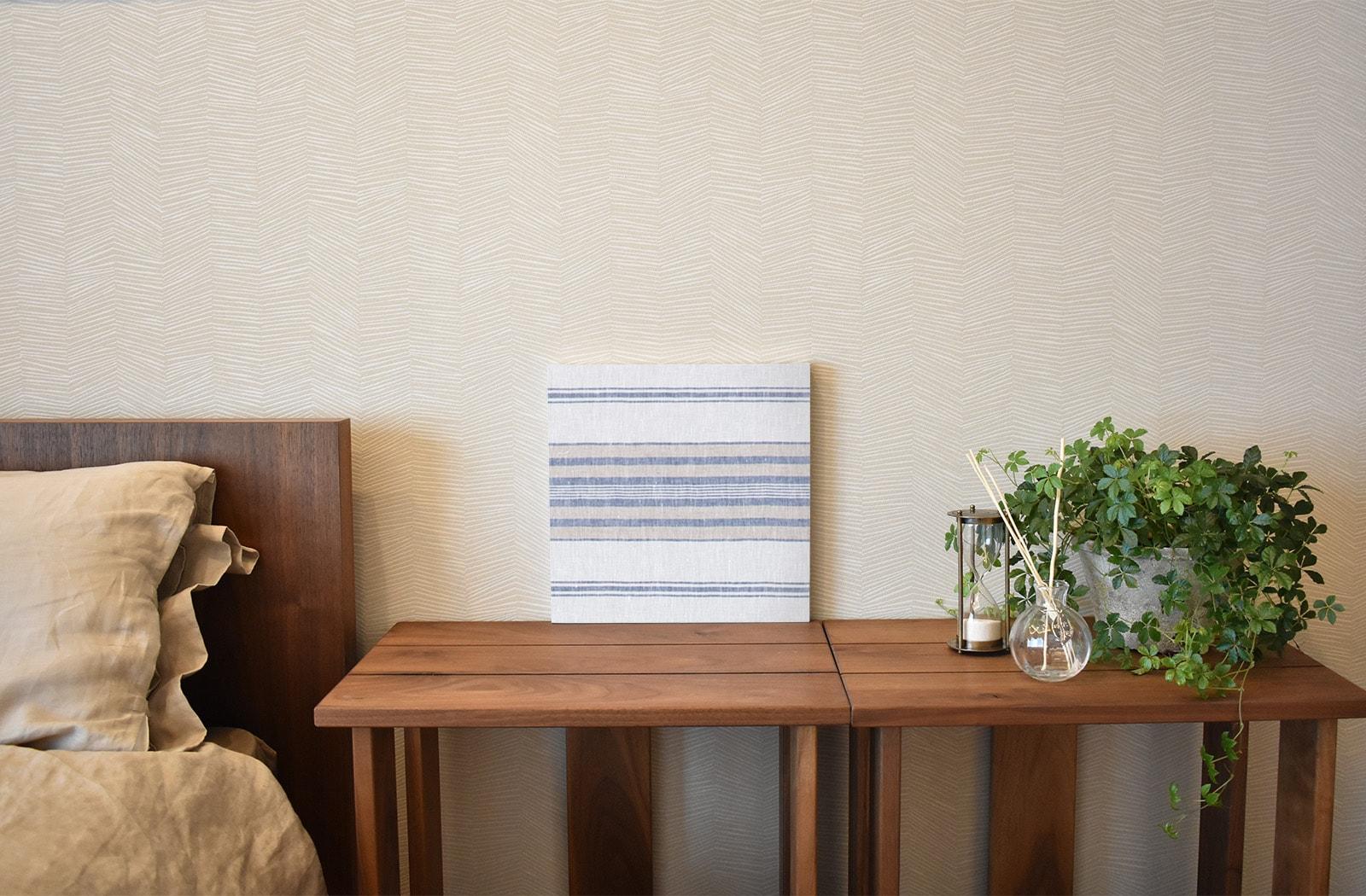 爽やかな 西海岸インテリア でリラックス感あふれるお部屋作り 公式 オーダーカーテン通販 Wardrobe Sangetsu